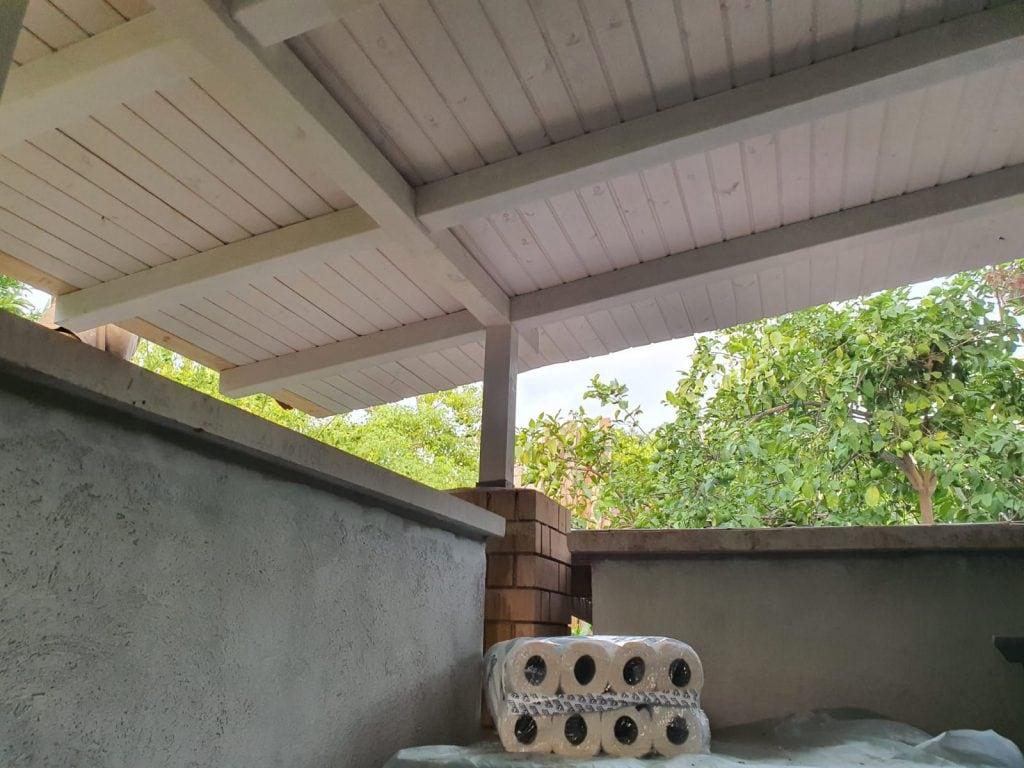 פרגולה עץ 9